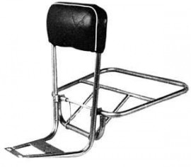 2 in 1 Backrest