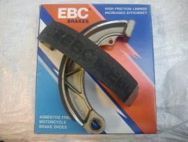 Race Compound Brake Shoes EBC Made