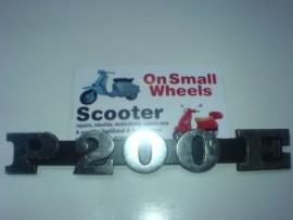 P200E Side Panel Badge