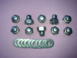 Original Style Wheel Nuts & Washers