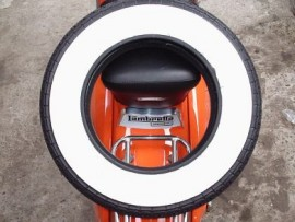 Continental Whitewall Tyres Available to order