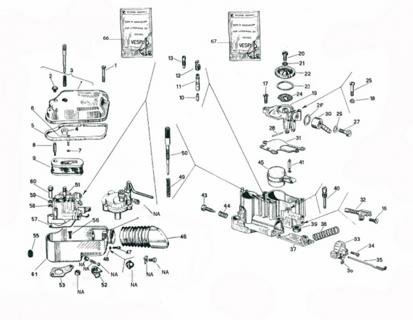 Carb   Fuel   Lubrication
