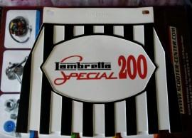 200 Special Genuine Cuppini Mudflap