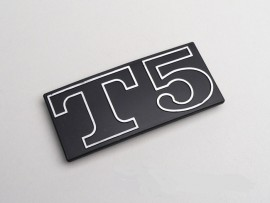 T5 Side Panel Badge (Alloy)