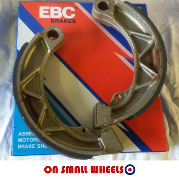 Lambretta brake shoes