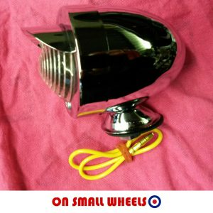 Lambretta Chrome Light