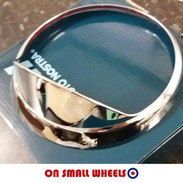 Vespa headlight rim