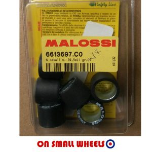 9g Malossi Rollers