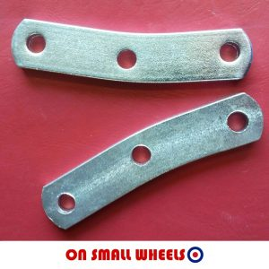 Vespa Mirror brackets