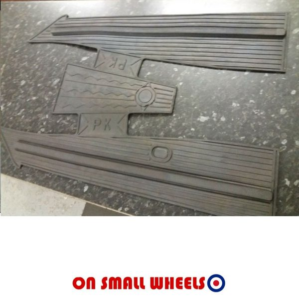 Vespa PK-s Floor Mat