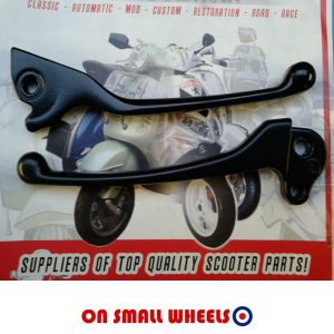 Vespa Disc Brake levers