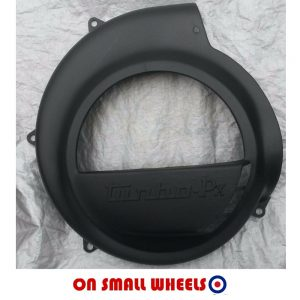 PX black Flywheel cover