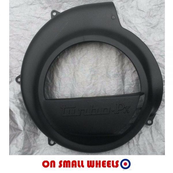 PX black Flywheel cover