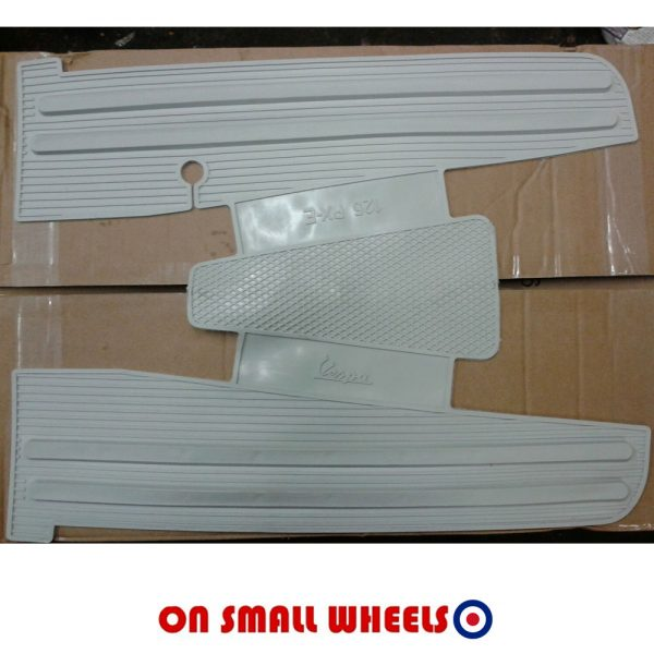 Vespa Grey Floor Mat