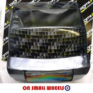 Vespa Smoked rear light