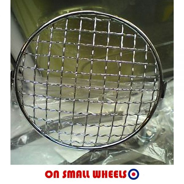 Vespa headlamp grill