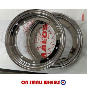 Vespa Chrome Rims