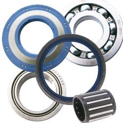Vespa Bearings & Oil Seals