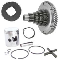 Vespa Engine Parts