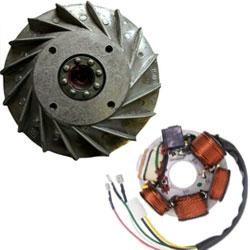 Vespa Flywheels & Stators