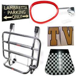 Lambretta Accessories