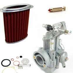 Lambretta Carburettor, Air & Fuel