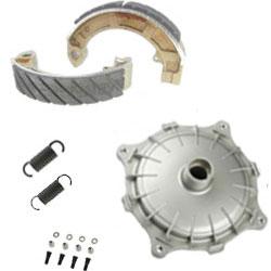 Lambretta Brakes Parts and Hubs