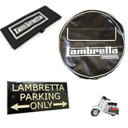 Miscellaneous Lambretta Accessories