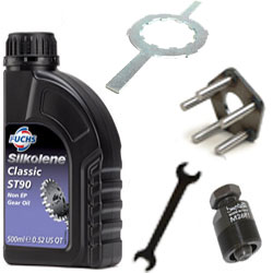 Lambretta Tools Oils and Lubricants