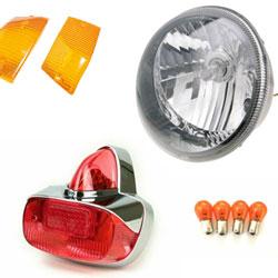 Vespa Lights & Lenses