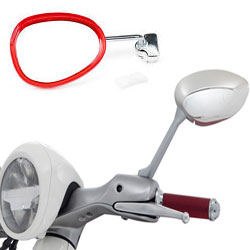 Vespa Mirrors & Fixings