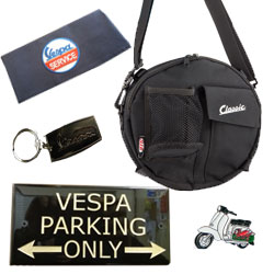 Vespa Miscellaneous Accessories
