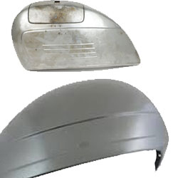 Vespa Side Panels